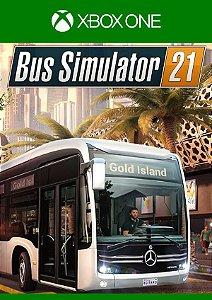 Bus Simulator 21- Xbox One