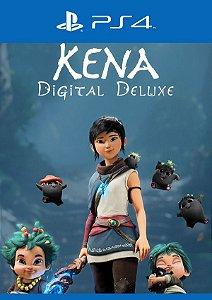 Kena Deluxe - PS4