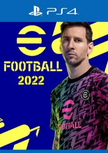 eFooteball 2022 PES 22 - PS4