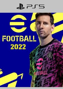 eFooteball 2022 PES 22 - PS5
