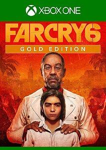 Far Cry 6 Gold Edition - Xbox One
