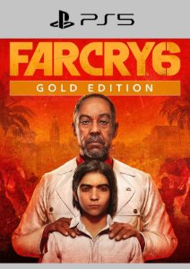 Far Cry 6 Gold Edition - PS5