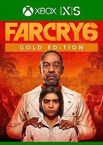 Far Cry 6 Gold Edition - Xbos Series X e S
