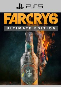 Far Cry 6 Ultimate Edition - PS5