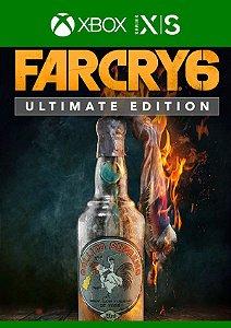 Far Cry 6 Ultimate Edition - Xbox Series X e S