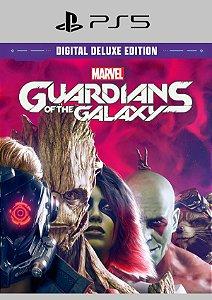 Guardiões da Galáxia Deluxe - PS5