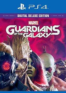 Guardiões da Galáxia Deluxe - PS4