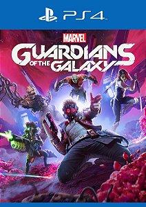 Guardiões da Galáxia Standard - PS4