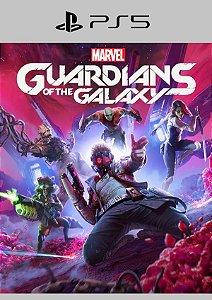 Guardiões da Galáxia Standard - PS5