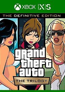 Grand Theft Auto: The Trilogy - Xbox X S