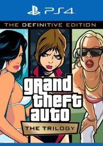 Grand Theft Auto: The Trilogy - PS4