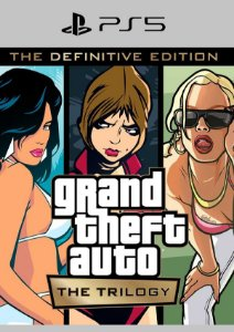 Grand Theft Auto: The Trilogy - PS5