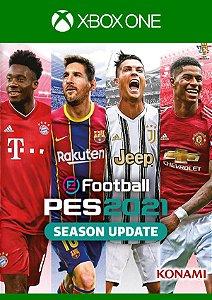 Pro Evolution Soccer PES 21 - Xbox One