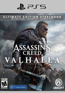 Assassin's Creed Valhalla Ultimate Edition  - PS5