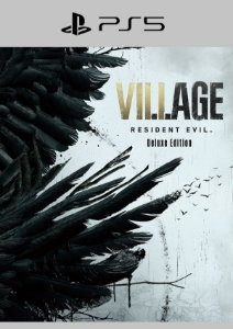 Resident Evil Village - PS5 Deluxe Edition