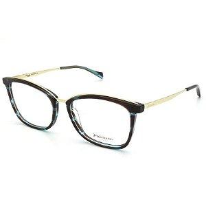 Óculos de grau Hickmann HI6134B E02 53