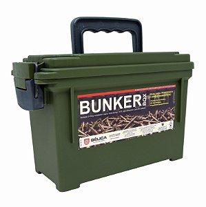 Caixa Bunker Box Bélica - Verde