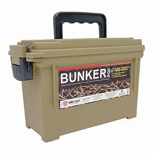 Caixa Bunker Box Bélica - Coyote