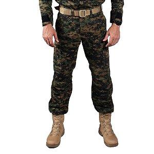 Calça Masculina Combat Camuflada Marpat Bélica