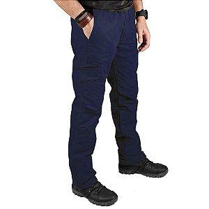 Calça Masculina Multiforce Azul Bélica
