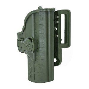 Coldre Striker I Cintura - Verde