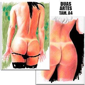 Bumbum - ilustrações sexy