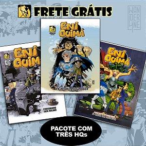 Eni Guimá as 3 edições - frete grátis