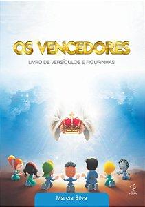 LIVRO DE VERSÍCULO E FIGURINHAS- OS VENCEDORES