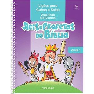 APOSTILA DE CULTO - REIS E PROFETAS VOL2