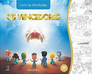 LIVRO DE ATIVIDADES- OS VENCEDORES
