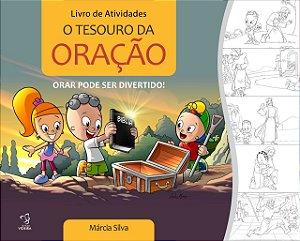LIVRO DE ATIVIDADES- O TESOURO DA ORAÇÃO