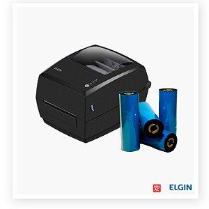Impressora de Etiquetas Elgin L42 PRO 203dpi