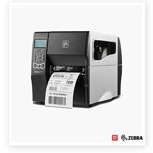 Impressora de Etiquetas Zebra ZT230 203dpi - USB e Serial (Código: ZT23042-T0A000FZ)