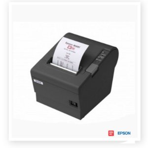 Impressora Não Fiscal Epson TM-T88V com Guilhotina - USB e Serial