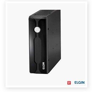 Computador Elgin Newera E3 Slim - Intel Celeron G3900 2.8GHz, 4GB, 500GB (4 Portas Seriais)
