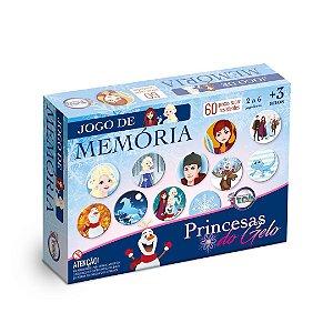 Jogo de Memória - Princesas do Gelo
