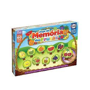 Jogo de Memória das Frutas