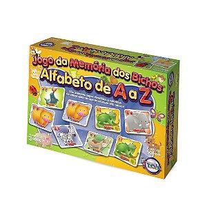 Jogo da Memória dos Bichos Alfabeto de A à Z