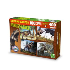 Puzzle Dinossauros