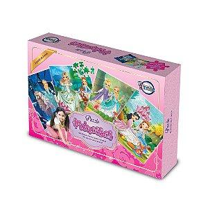 Puzzle Princesas