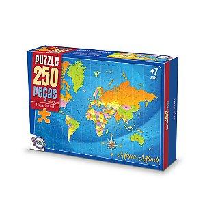Puzzle Mapa Mundi