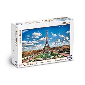 Puzzle Paris, França - 500 Peças