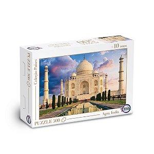 Puzzle Agra, Índia - 500 Peças