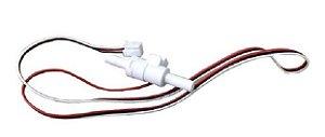 Medidor de fluxo de agua 03 vias original