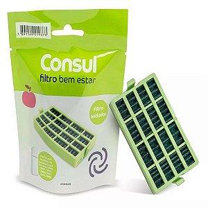 Filtro Antiodor e Anti Bactéria refrigerador Consul CR801AX