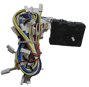 Kit Timer c/ rede eletrica Secadora Piso Brastemp W10916100 127V
