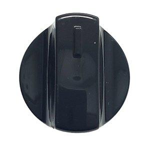 Manipulo botão preto fogão Brastemp original W10911543