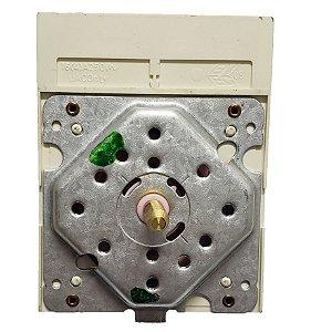 Timer lavadora Brastemp original 127V 326028178