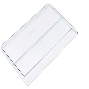 Prateleira superior de plástico do freezer orig W10246170