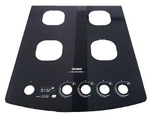 Vidro mesa externa cj fogão Consul W10805273